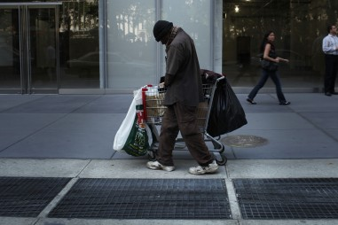 New York City's Homelessness Rate At All Time High, As State Considers Pulling Funding For Key Program